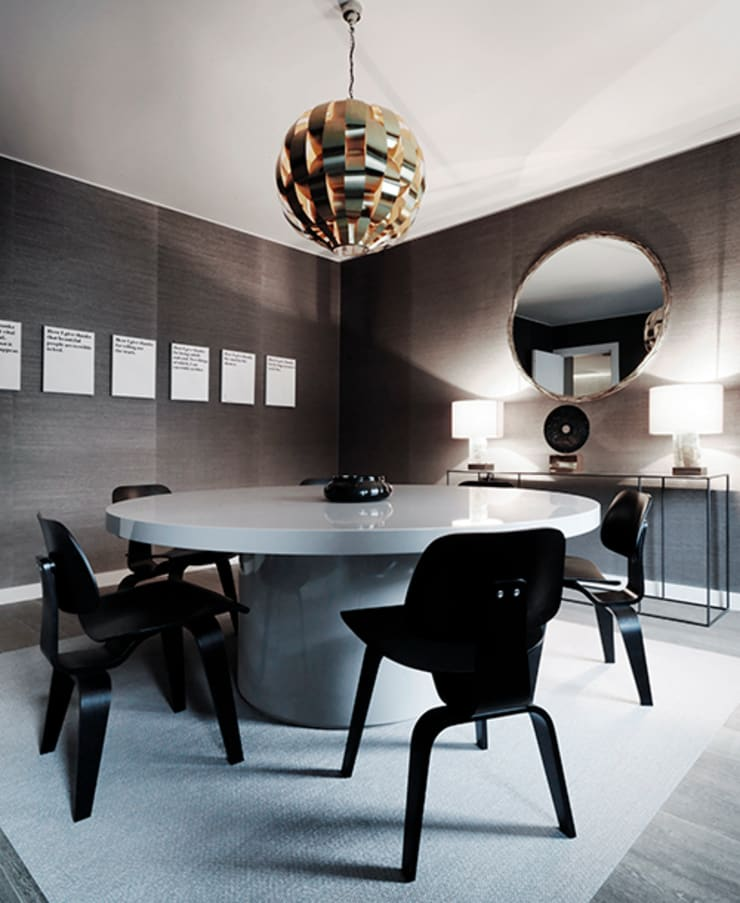 Belgravia Flat:   by VW+BS | Architecture and Design