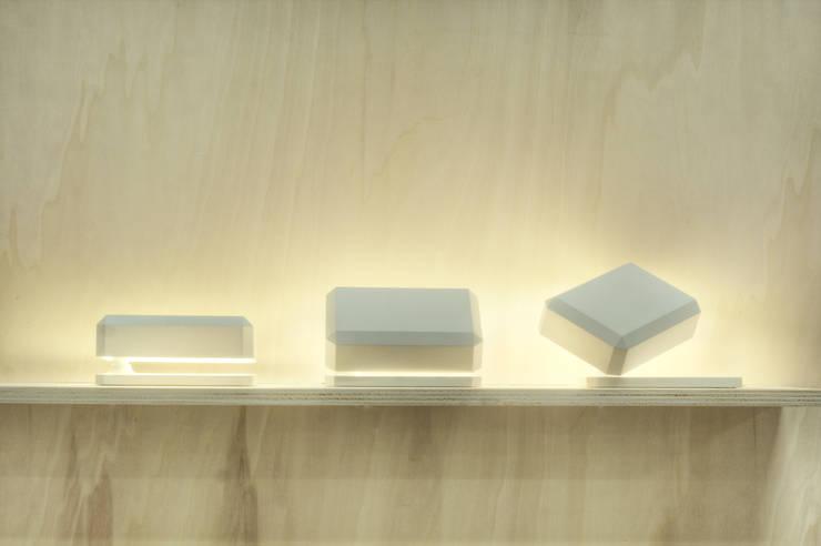 Nuvem: Maison de style  par SUPERCRAFT Studio