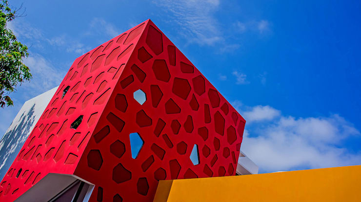 Casa Coral: Casas de estilo  por Gerardo ars arquitectura