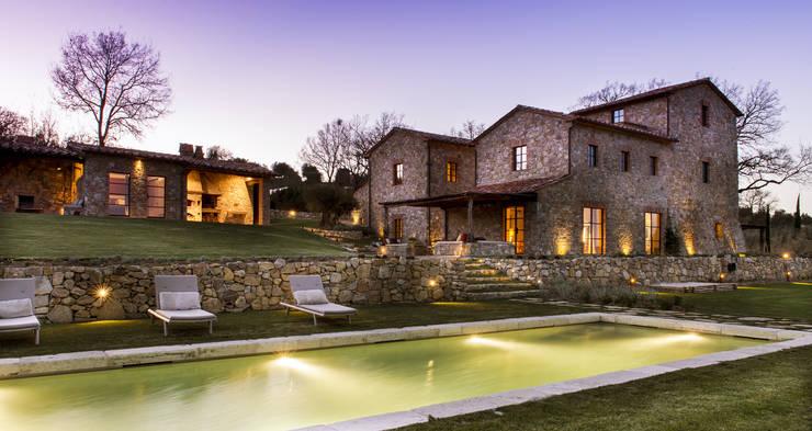 Casas  por dmesure, Mediterrânico
