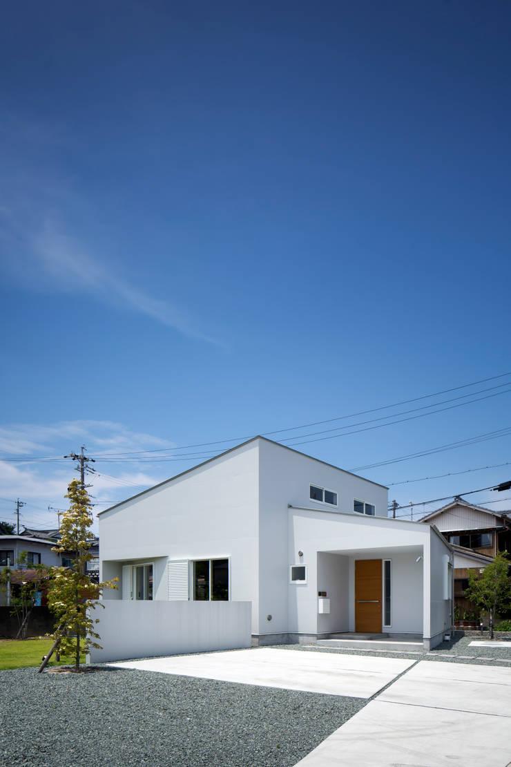 Houses by C lab.タカセモトヒデ建築設計,