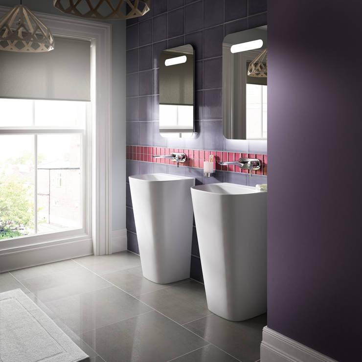 حمام تنفيذ ideal standard