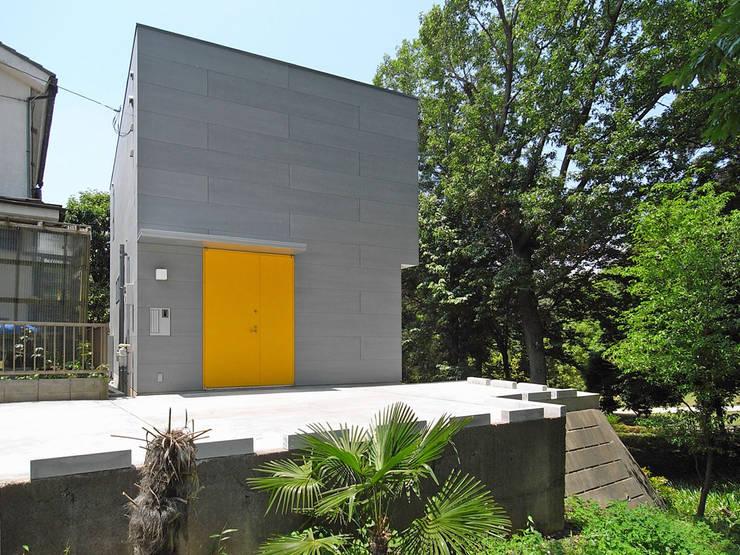 外観: 小田宗治建築設計事務所が手掛けた家です。,