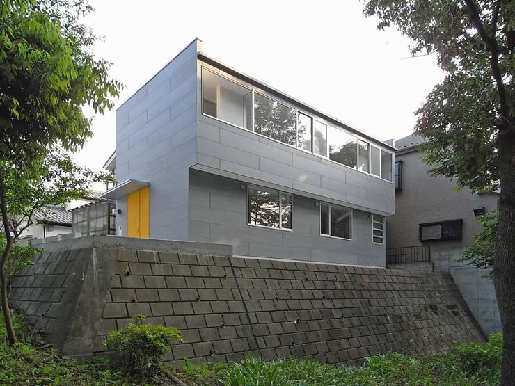 外観1: 小田宗治建築設計事務所が手掛けた家です。,