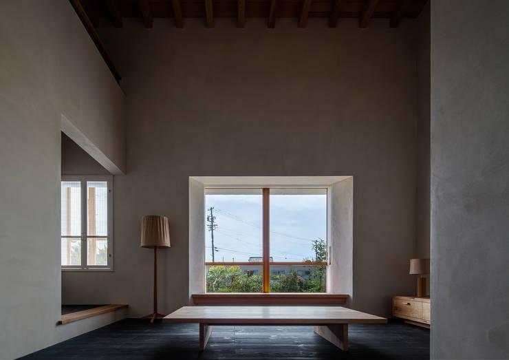 House in Tomisato 富里の家: 山田誠一建築設計事務所が手掛けた家です。