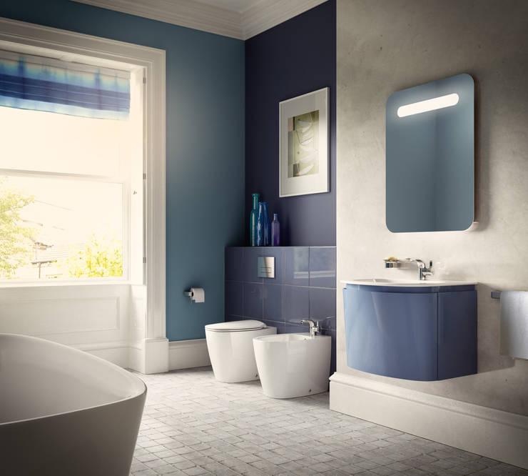 Composizione Dea: Bagno in stile  di ideal standard