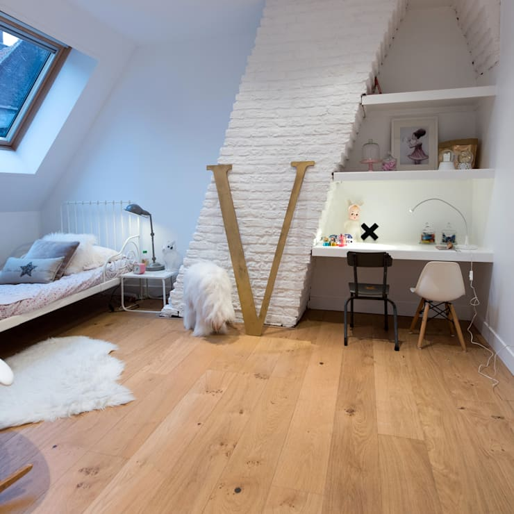 Nursery/kid's room by mayelle architecture intérieur design