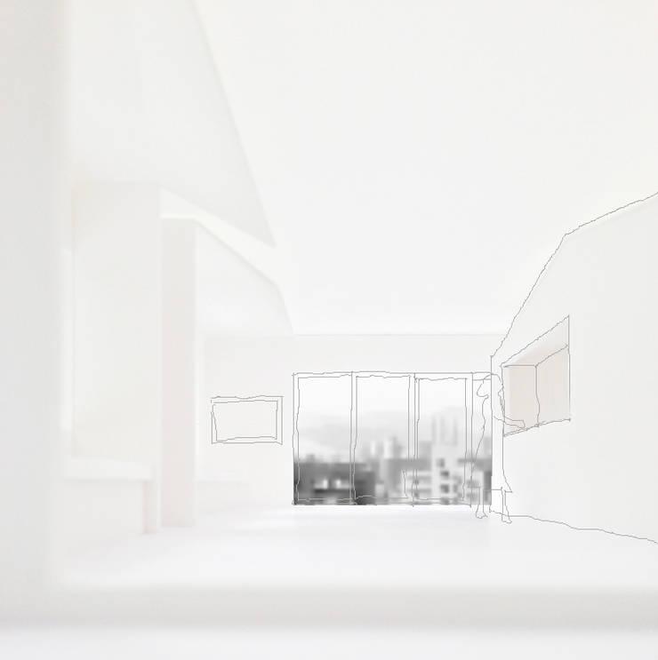 04: 240design・西尾通哲建築研究室が手掛けた折衷的なです。,オリジナル