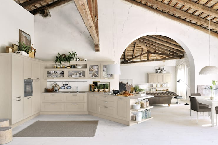 classic Kitchen by Studio Ferriani