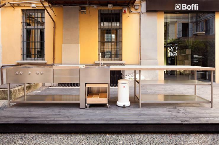Boffi - Solferino:  in stile  di Bologna Water Design