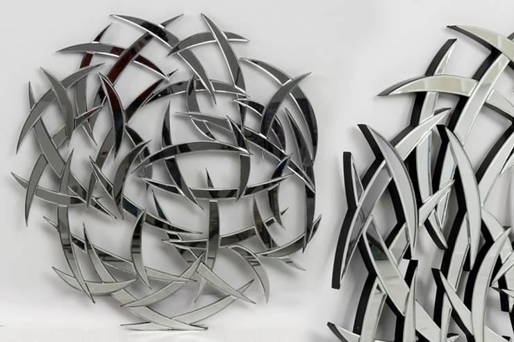 Espejos venecianos: Hogar de estilo  de ENMARKARTE