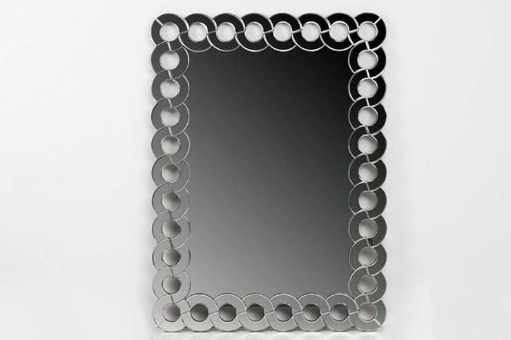 ESPEJO VENECIANO 89X120 CM: Hogar de estilo  de ENMARKARTE
