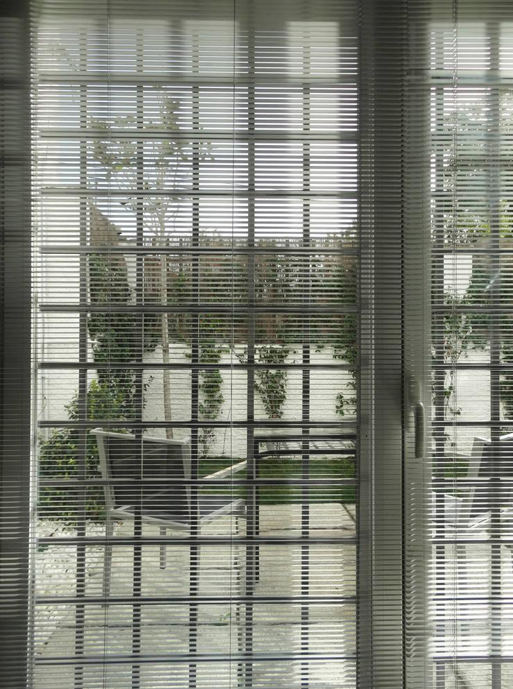 transformación: Jardines de invierno de estilo  de hollegha arquitectos