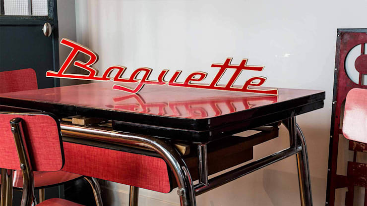 Baguette: Maison de style  par You Talking To Me