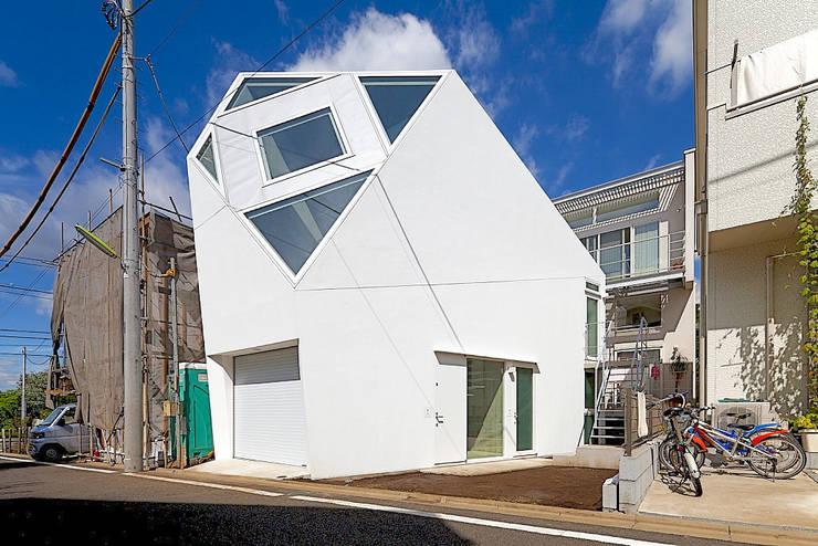 Monoclinic: アトリエ・天工人が手掛けた家です。