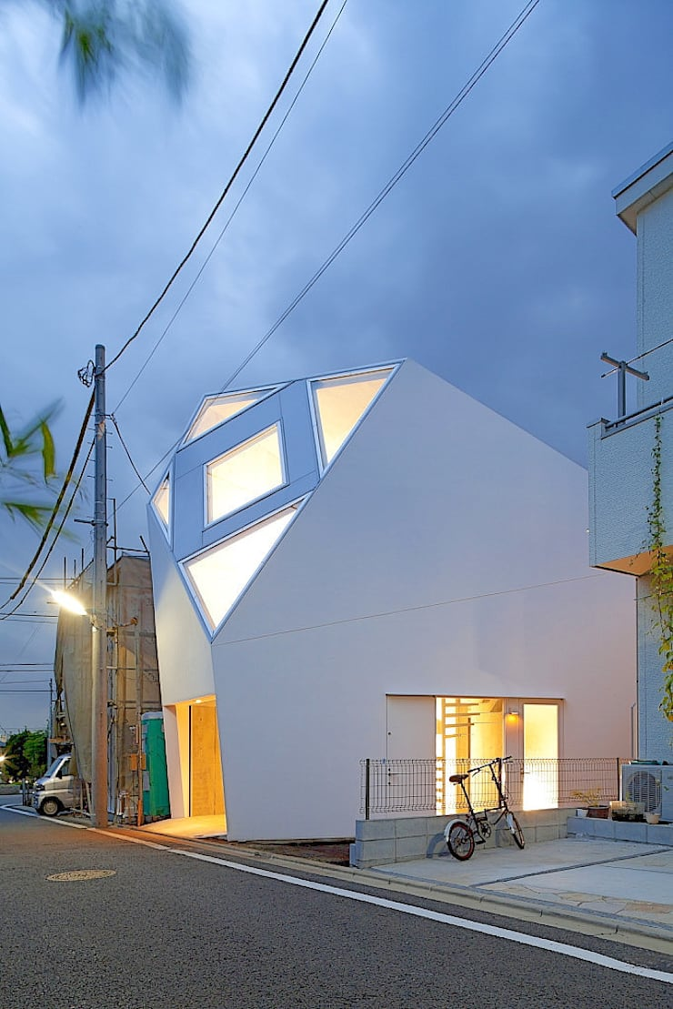 Monoclinic: アトリエ・天工人が手掛けた家です。,オリジナル
