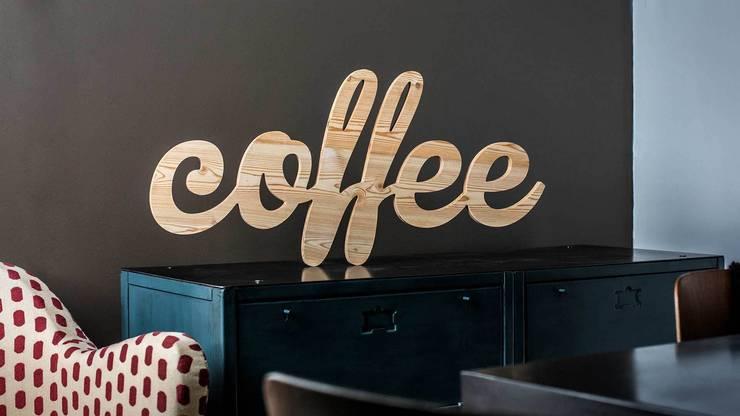 Coffee: Maison de style  par You Talking To Me