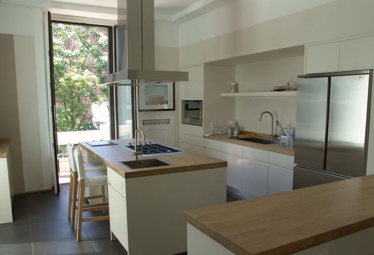Kitchen Projects:  Kitchen by Welchome London