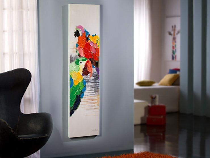 Cuadro Acrílico Parrot: Arte de estilo  de Ámbar Muebles
