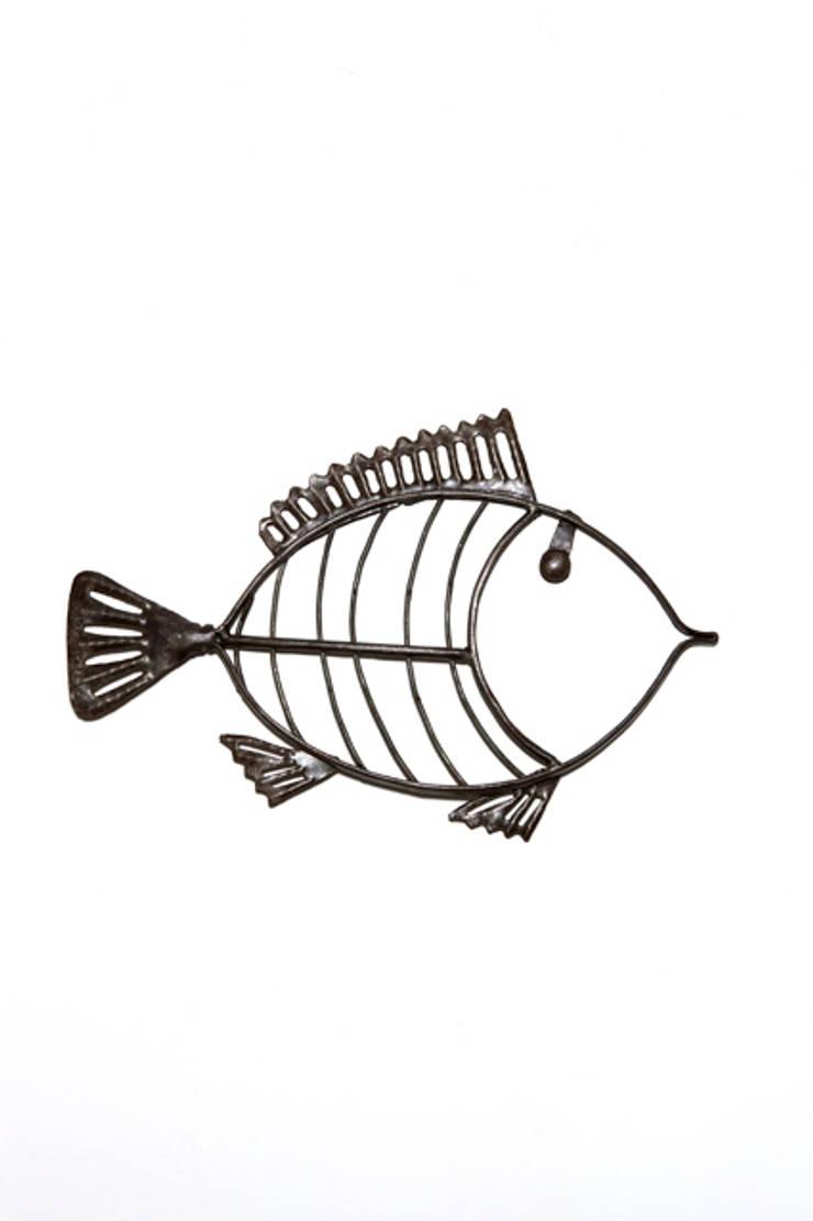 Recycle fish: Art de style  par Anne Mucci Eurl