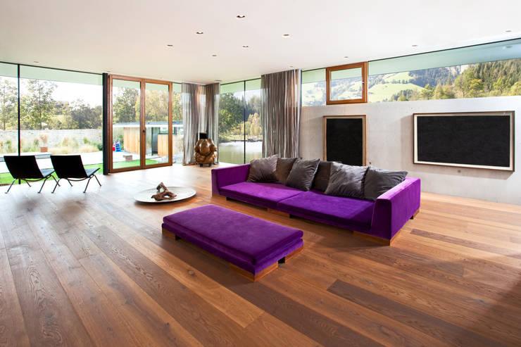 Holzfußboden Farbig Streichen ~ Diy holzboden streichen und neu gestalten