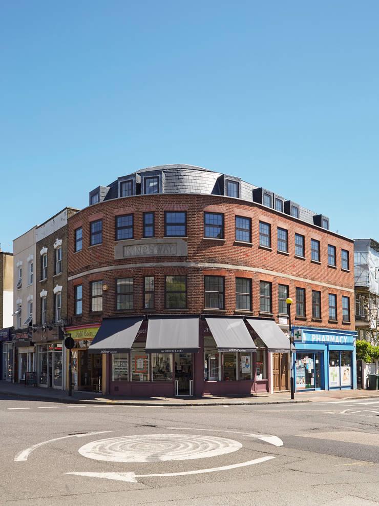Kingsway Storeys - London by IS AND REN STUDIOS LTD   homify