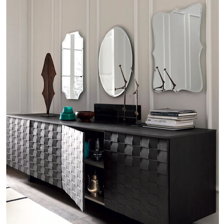 'Rdio' unique design surface sideboard:  Dining room by My Italian Living
