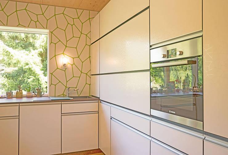 Projekty,  Kuchnia zaprojektowane przez MAX-Haus GmbH
