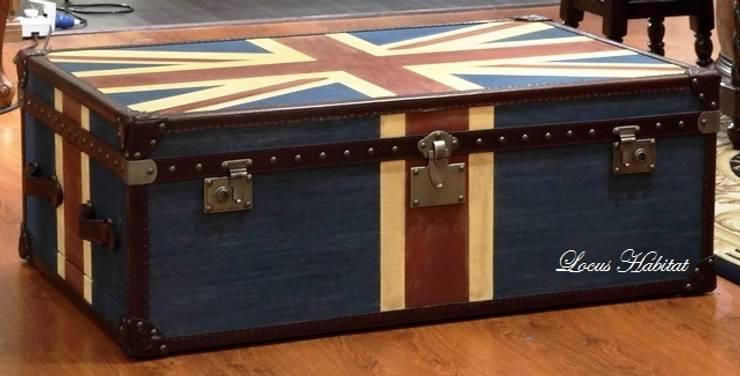 Union Jack Furniture Series: modern  by Locus Habitat,Modern