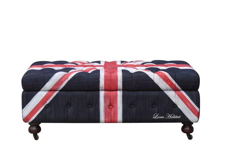 Union Jack Furniture Series:  Household by Locus Habitat