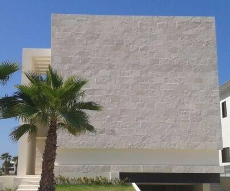 Casa Puerto Escondido Lt 80: Casas de estilo  por Vortex Arquitectos