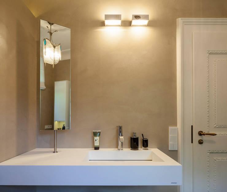 18 geniale Ideen für mehr Farbe im Bad