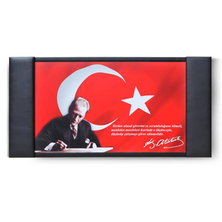 TabloShop - Dekoratif ve Modern Tablolar – Makam Odası ve Atatürk Tabloları:  tarz Duvar & Zemin