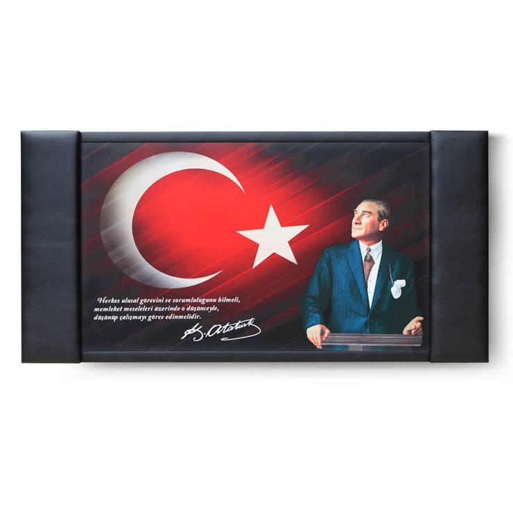 TabloShop - Dekoratif ve Modern Tablolar – Makam Odası ve Atatürk Tabloları:  tarz Ofis Alanları & Mağazalar