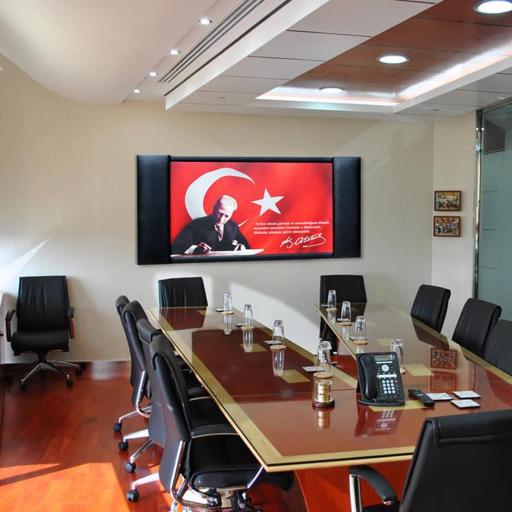 TabloShop - Dekoratif ve Modern Tablolar – Makam Odası ve Atatürk Tabloları:  tarz Ofis Alanları