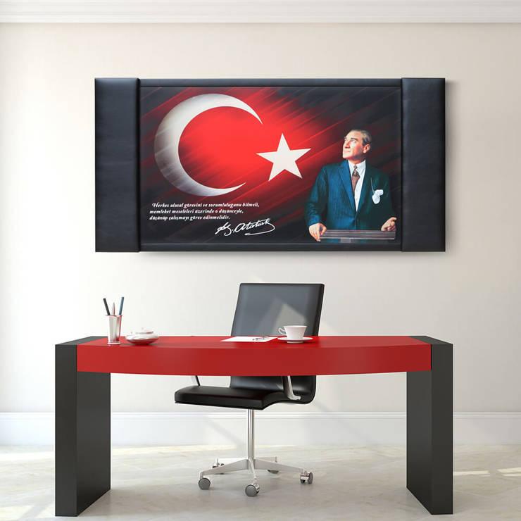 TabloShop - Dekoratif ve Modern Tablolar – Makam Odası ve Atatürk Tabloları:  tarz İç Dekorasyon