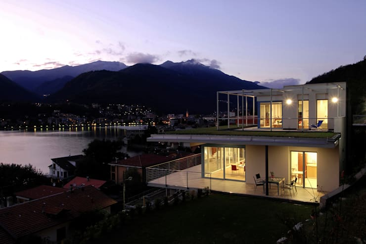 Houses by Fabrizio Bianchetti Architetto