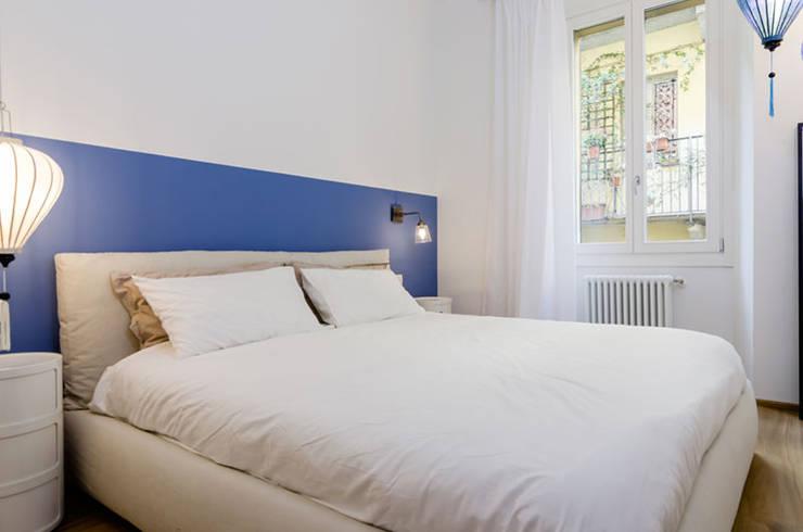 NOMADE ARCHITETTURA E INTERIOR DESIGN:  tarz Yatak Odası