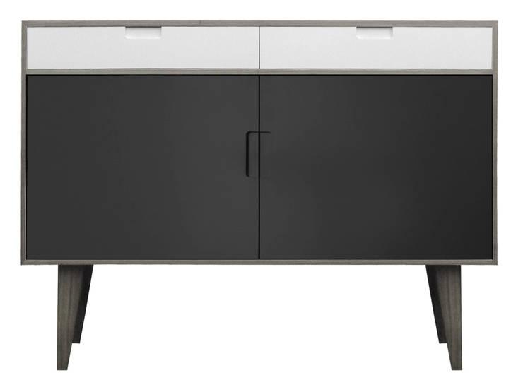 plywood V4: Hogar de estilo  por Hebrastudio