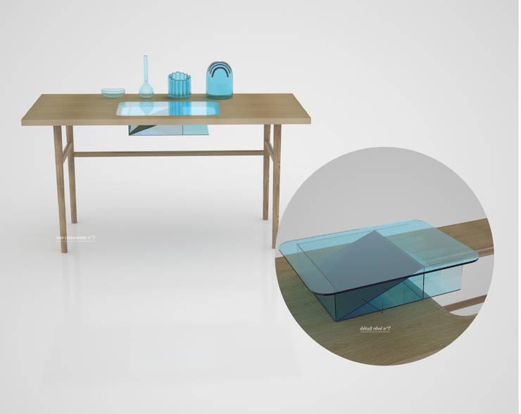 La science des rêves.: Bureau de style  par Raphaël Millot