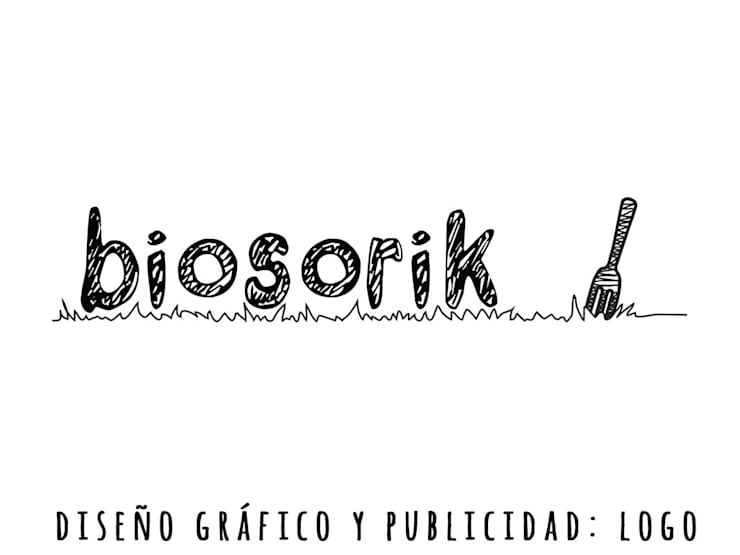 """""""Tu comercio"""" – Ecotienda Biosorik en Portugalete: Espacios comerciales de estilo  de Arquinea. Arquitectura y Diseño"""