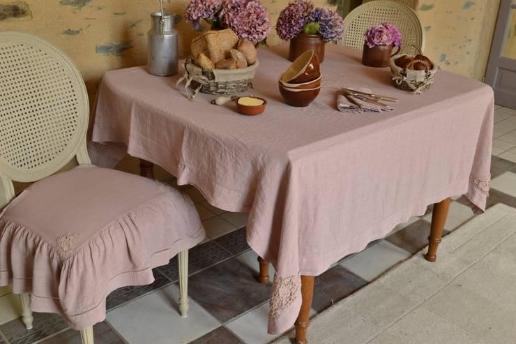 Спальная комната  в . Автор – Amandine de Brévelay créations