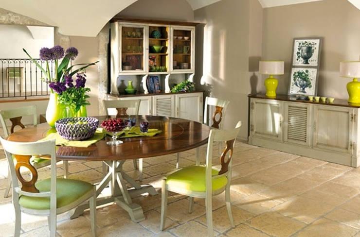 Mi cocina GRANGE: Cocinas de estilo rústico por Grange México