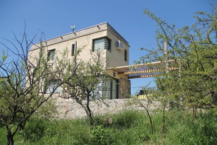 Casas de estilo moderno de MULA.Arquitectos