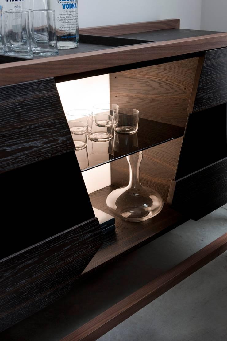 Projekty,   zaprojektowane przez Studio Architettura e Design Giovanna Azzarello, Nowoczesny