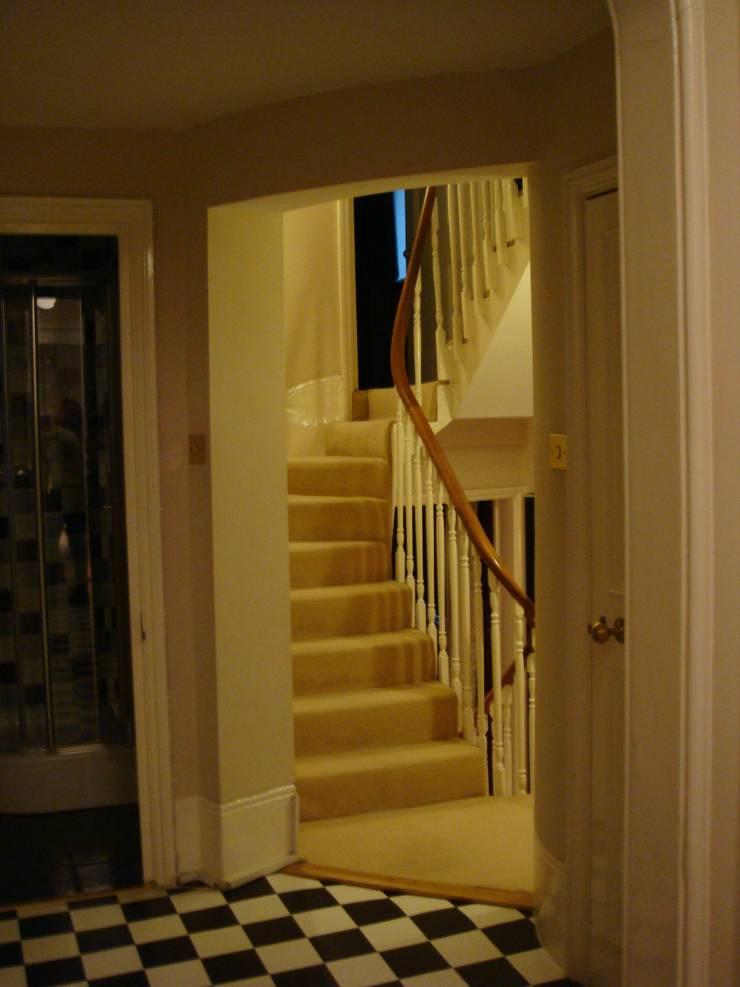 Staircase ground floor_before di V+V interni