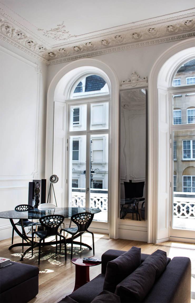 Living room di V+V interni