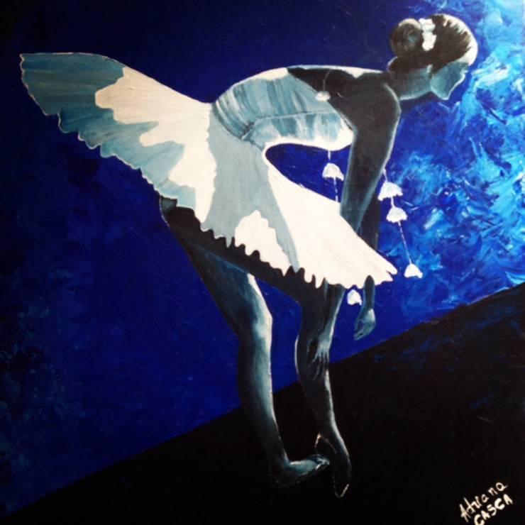 Peintures décoratives : Art de style  par Adriana Art Déco