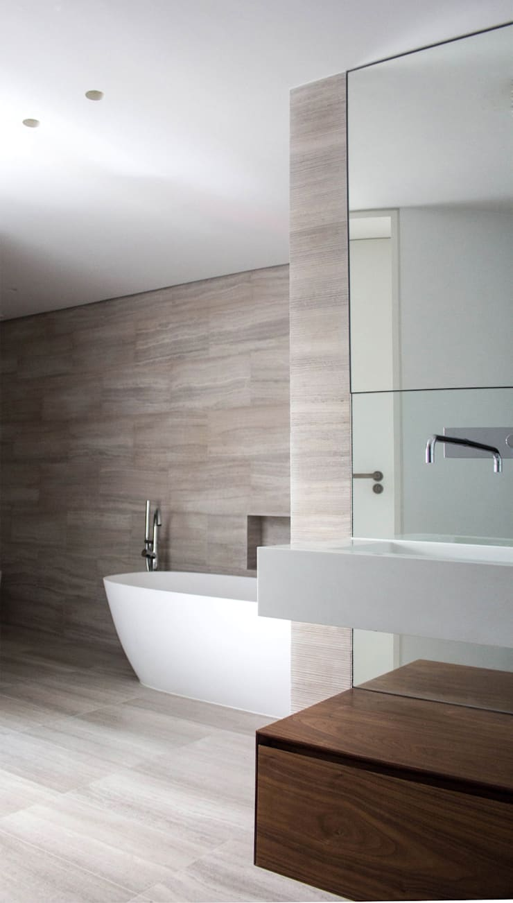 Master bathroom_after di V+V interni