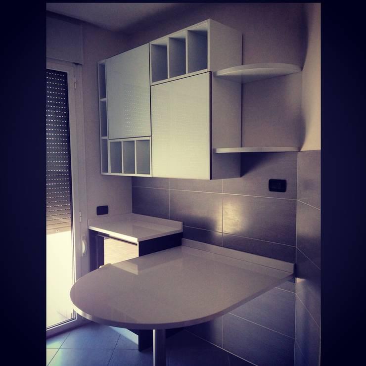 Cucina: Case in stile  di Arreda Progetta di Alice Bambini